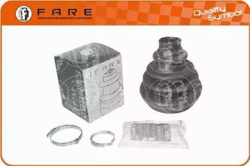 FARE SA K1269 - Комплект пылника, приводной вал autodnr.net
