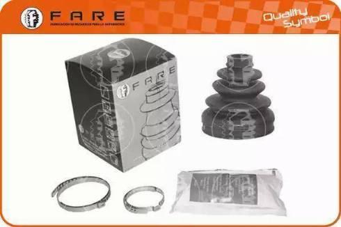 FARE SA K14555 - Комплект пылника, приводной вал autodnr.net