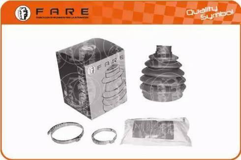 FARE SA K1822-E - Комплект пылника, приводной вал autodnr.net