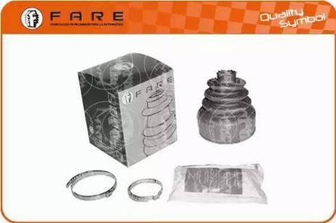 FARE SA K1855 - Комплект пылника, приводной вал autodnr.net