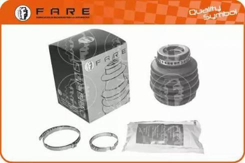 FARE SA K349-C1 - Комплект пылника, приводной вал autodnr.net