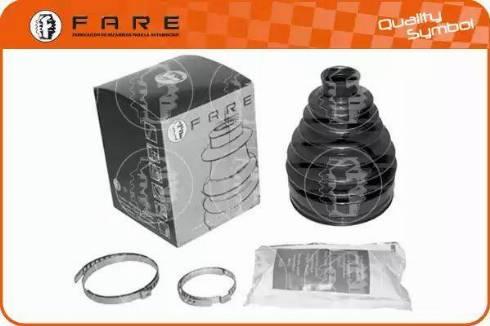 FARE SA K4552 - Комплект пылника, приводной вал autodnr.net