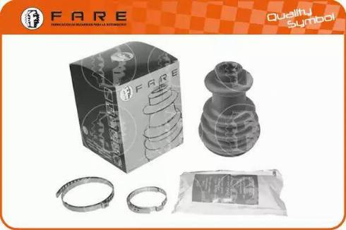 FARE SA K483-E - Комплект пылника, приводной вал autodnr.net