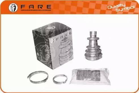 FARE SA K483 - Комплект пылника, приводной вал autodnr.net