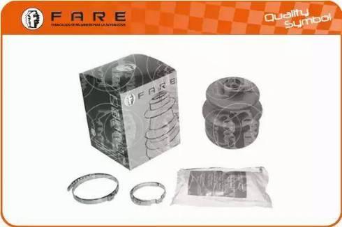 FARE SA K803 - Комплект пылника, приводной вал autodnr.net
