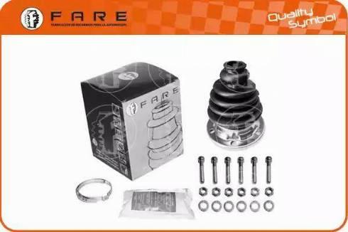 FARE SA K9706 - Комплект пылника, приводной вал autodnr.net
