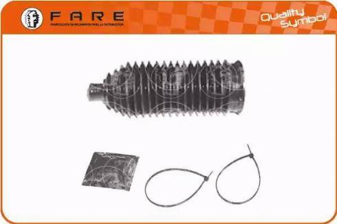 FARE SA K981 - Комплект пылника, рулевое управление autodnr.net