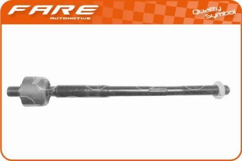 FARE SA RA060 - Осьовий шарнір, рульова тяга autocars.com.ua