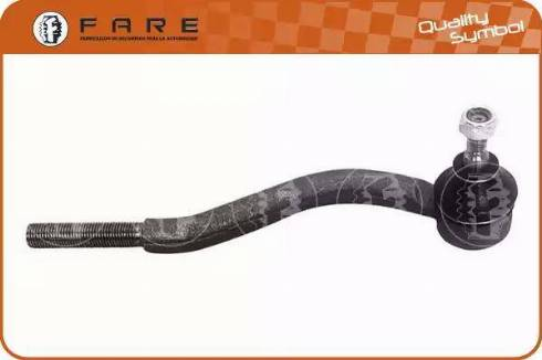 FARE SA RD156 - Наконечник рульової тяги, кульовий шарнір autocars.com.ua