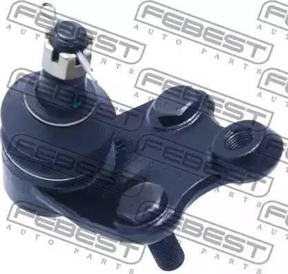 Febest 0120-ADT250 - Шаровая опора, несущий / направляющий шарнир car-mod.com