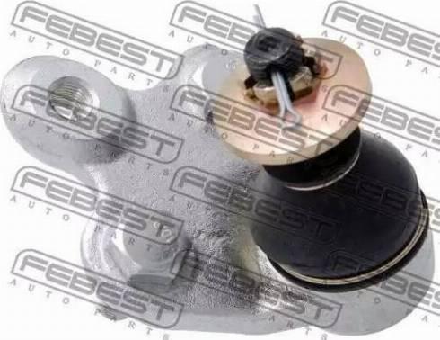 Febest 0120-NHW20 - Шаровая опора, несущий / направляющий шарнир car-mod.com