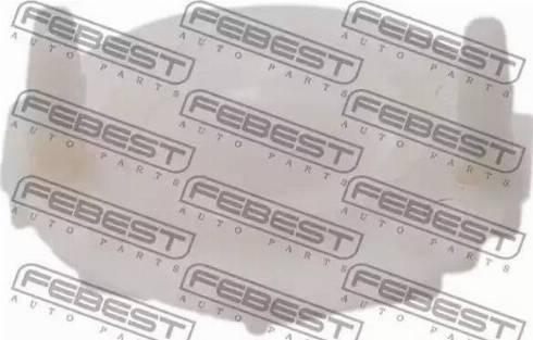 Febest 2599-CLF-KIT - Ремкомплект, робочий циліндр autocars.com.ua