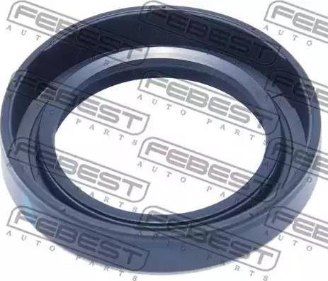Febest 95GAY41581111L - Уплотнительное кольцо вала, приводной вал autodnr.net
