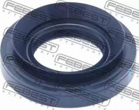 Febest 95HAS40751220L - Уплотнительное кольцо вала, приводной вал autodnr.net