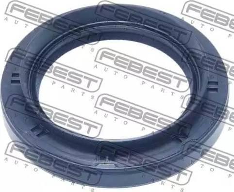 Febest 95hay50740915c - Уплотнительное кольцо вала, приводной вал autodnr.net