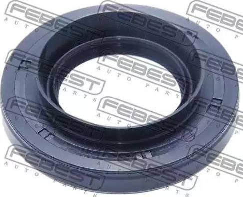 Febest 95HBY34630915L - Уплотнительное кольцо вала, приводной вал autodnr.net