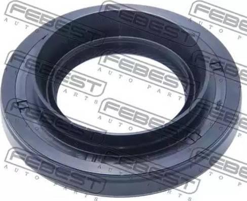 Febest 95HBY35630915L - Уплотнительное кольцо вала, приводной вал autodnr.net