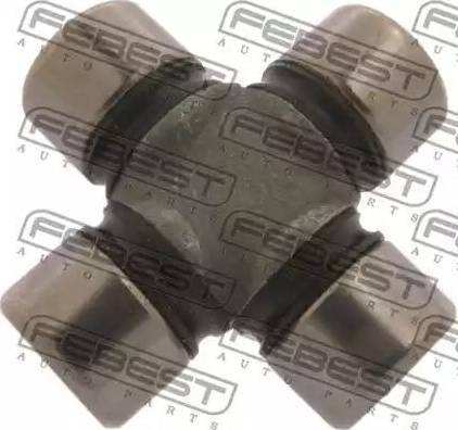 Febest AST1539 - Шарнир, вал сошки рулевого управления car-mod.com