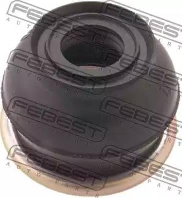 Febest hybjb-acc - Ремкомплект, наконечник поперечной рулевой тяги autodnr.net