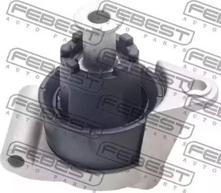 Febest OPM-ASHRR - Подушка, опора, подвеска двигателя car-mod.com