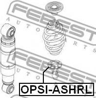 Febest opsi-ashrl - Тарелка пружины autodnr.net