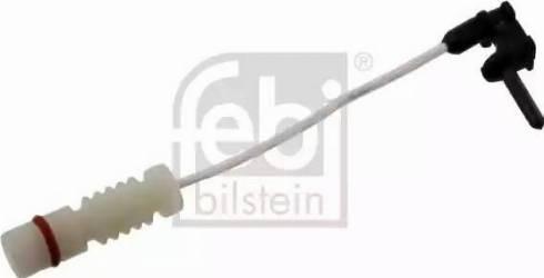 Febi Bilstein 01498 - Сигнализатор, износ тормозных колодок autodnr.net