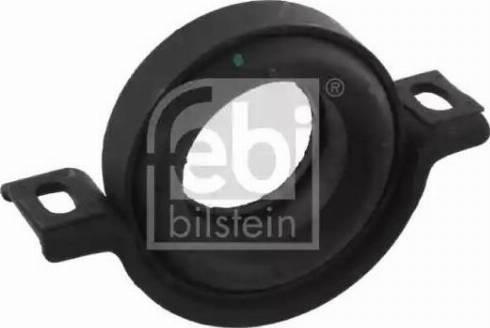 Febi Bilstein 01562 - Центральная опора подшипника карданного вала car-mod.com