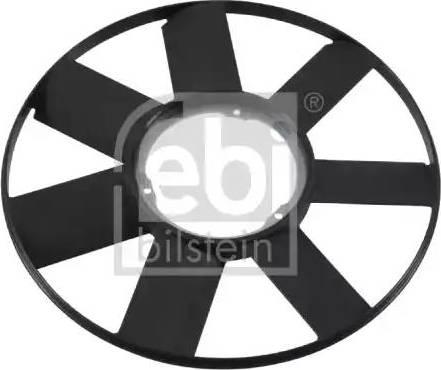 Febi Bilstein 01595 - Крыльчатка вентилятора, охлаждение двигателя car-mod.com