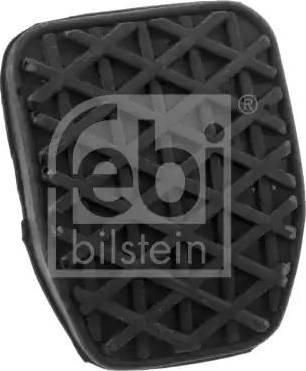 Febi Bilstein 01760 - Накладка на педаль, педаль сцепления car-mod.com