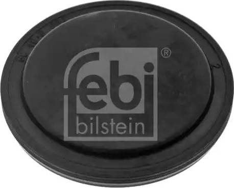 Febi Bilstein 02067 - Фланцевая крышка, автоматическая коробка передач car-mod.com