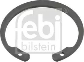 Febi Bilstein 02668 - Стопорное кольцо, шкворень поворотного кулака avtokuzovplus.com.ua