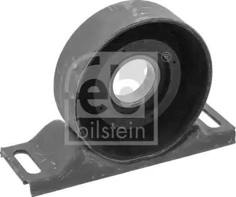 Febi Bilstein 02823 - Центральная опора подшипника карданного вала car-mod.com