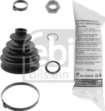 Febi Bilstein 03629 - Комплект пылника, приводной вал autodnr.net