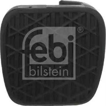Febi Bilstein 03841 - Накладка на педаль, педаль сцепления car-mod.com