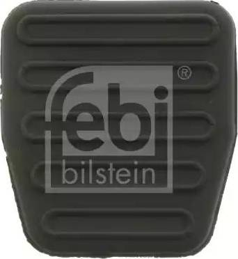 Febi Bilstein 05243 - Накладка на педаль, педаль сцепления car-mod.com