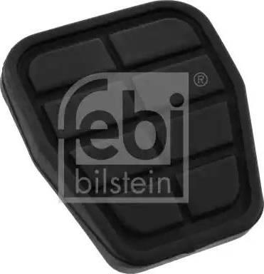 Febi Bilstein 05284 - Накладка на педаль, педаль сцепления car-mod.com