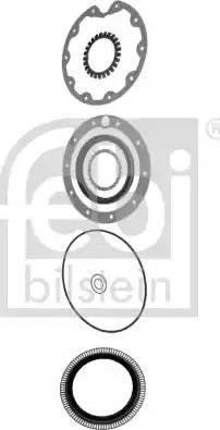 Febi Bilstein 06644 - Комплект прокладок, планетарная колесная передача avtokuzovplus.com.ua