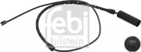 Febi Bilstein 06860 - Сигнализатор, износ тормозных колодок car-mod.com