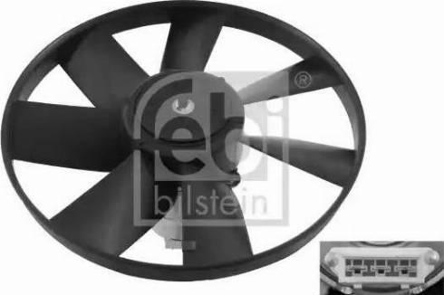 Febi Bilstein 06994 - Вентилятор, охлаждение двигателя car-mod.com