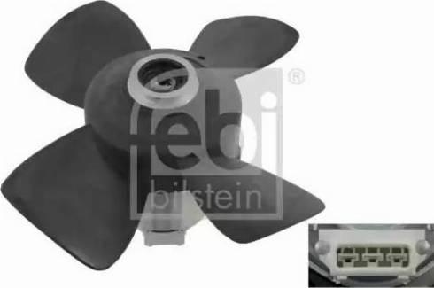 Febi Bilstein 06995 - Вентилятор, охлаждение двигателя car-mod.com