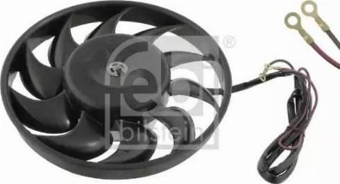 Febi Bilstein 06998 - Вентилятор, охлаждение двигателя car-mod.com