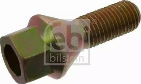 Febi Bilstein 07065 - Болт для крепления колеса autodnr.net