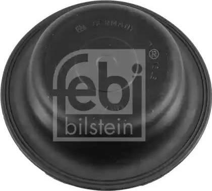 Febi Bilstein 07101 - Мембрана, мембранный тормозной цилиндр car-mod.com