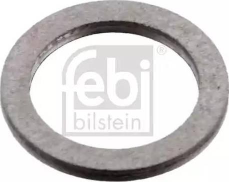 Febi Bilstein 07106 - Уплотнительное кольцо, резьбовая пробка маслосливн. отверст. autodnr.net