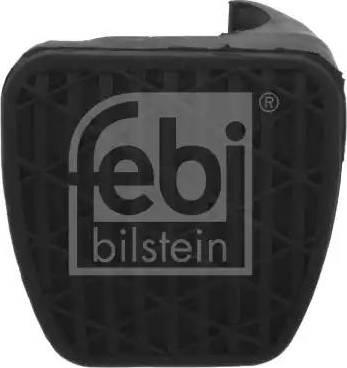Febi Bilstein 07534 - Педальные накладка, педаль тормоз car-mod.com