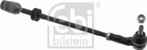 Febi Bilstein 07979 - Ремкомплект, поперечная рулевая тяга autodnr.net