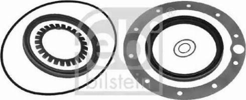 Febi Bilstein 08004 - Комплект прокладок, планетарная колесная передача avtokuzovplus.com.ua