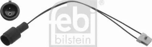 Febi Bilstein 08045 - Сигнализатор, износ тормозных колодок avtokuzovplus.com.ua