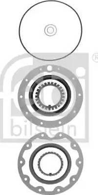 Febi Bilstein 08864 - Комплект прокладок, планетарная колесная передача avtokuzovplus.com.ua