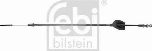Febi Bilstein 08914 - Трос, автоматическая коробка передач avtokuzovplus.com.ua